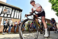 Picture by Allan McKenzie/SWpix.com - 14/05/2017 - Cycling - HSBC UK British Cycling Spring Cup Series  - Lincoln Grand Prix 2017 - Team Wiggins michaelgate climb