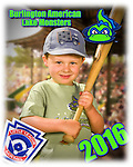 2016 Burlington American Lake Monsters