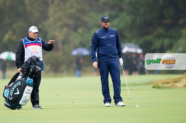 Marc Leismann (AUS) during the second day of the World cup of Golf, The Metropolitan Golf Club, The Metropolitan Golf Club, Victoria, Australia. 23/11/2018<br /> Picture: Golffile | Anthony Powter<br /> <br /> <br /> All photo usage must carry mandatory copyright credit (© Golffile | Anthony Powter)