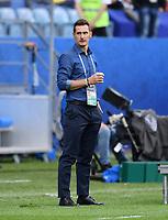 FUSSBALL FIFA Confed Cup 2017 Vorrunde in Sotchi 18.06.2017  Australien - Deutschland  Trainer Assistent Miroslav Klose (Deutschland)