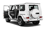 Car images of 2016 Mercedes Benz G-Class G550 5 Door SUV Doors