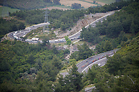 peloton<br /> <br /> Tour of Turkey 2014<br /> stage 5