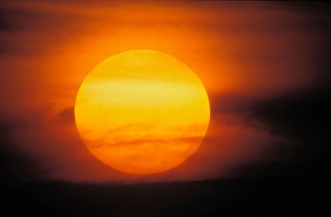 Sunset at Kona, Hawaii