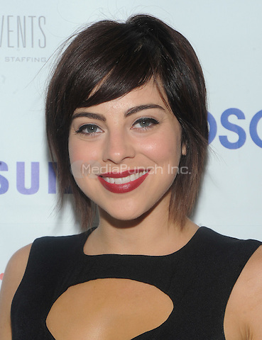 New York, NY- June 24: Krysta Rodriguez attends the Discover Many Hopes Gala at Canoe Studios on June 24, 2014 in New York City. Credit: John Palmer/MediaPunch