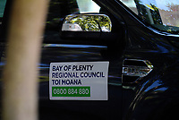 Bay Of Plenty Regional Council office in Whakatane, New Zealand on Tuesday, 18 December 2018. Photo: Dave Lintott / lintottphoto.co.nz