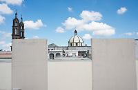 Urban landscape, Tepic, Nayarit, Mexico