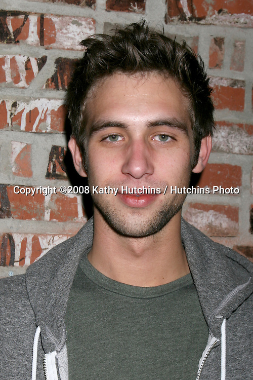 "Blake Berris at the ""Day of Days""  Days of our Lives Event at City Walk at Universal Studios in Los Angeles, CA on .November 1, 2008.©2008 Kathy Hutchins / Hutchins Photo...                . ."