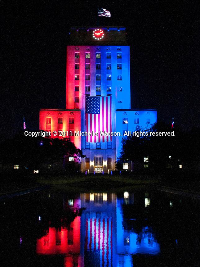 Houston marks September 11th anniversary at City Hall
