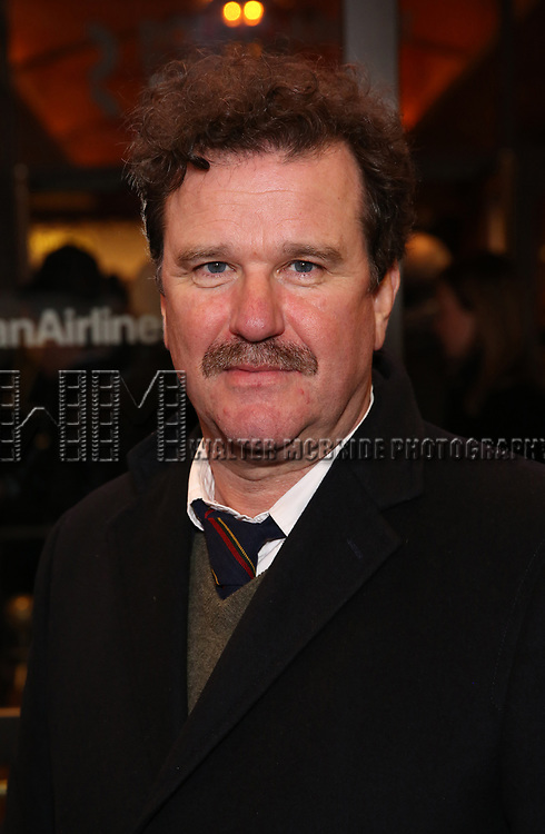 "Douglas Hodge attends the Broadway Opening Night Performance of ""John Lithgow: Stories by Heart"" at the American Airlines Theatre on January 11, 2018 in New York City."