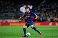 30th January 2020; Camp Nou, Barcelona, Catalonia, Spain; Copa Del Rey Football, Barcelona versus Leganes; Jordi Alba of FC Barcelona plays a cross into the box