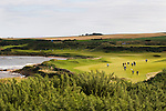 ALFRED DUNHILL LINKS CHAMPIONSHIP 2009..12TH HOLE AT KINGSBARNS LINKS..4-10-09 PIC BY IAN MCILGORM