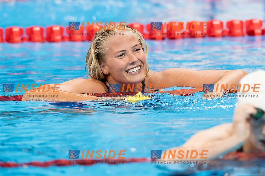 Coleman Michelle SWE<br /> 200 freestyle women<br /> Rio de Janeiro  XXXI Olympic Games <br /> Olympic Aquatics Stadium <br /> Swimming heats 08/08/2016<br /> Photo Giorgio Scala/Deepbluemedia/Insidefoto