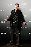 Rodrigo Poison attends to IQOS3 presentation at Palacio de Cibeles in Madrid. February 10,2019. (ALTERPHOTOS/Alconada) /NortePhoto.com