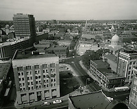 1960 April 15..Redevelopment.Downtown North (R-8)..Downtown Progress..North View from VNB Building..HAYCOX PHOTORAMIC INC..NEG# C-60-5-29.NRHA#..