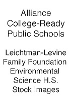 Alliance Stock Images - Leichtman-Levine Family Foundation Environmental Science High School