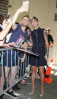 NEW YORK, NY - August 8: Ruby Rose at Live Kelly &amp; Ryan in New York City on August 8, 2018 <br /> CAP/MPI/RW<br /> &copy;RW/MPI/Capital Pictures