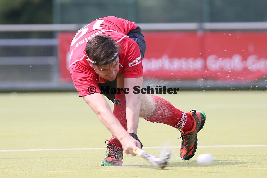 Jonas Hof (Rüsselsheim) - Rüsselsheimer RK vs. 1. Hanauer THC