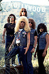 Twisted Sister 1983..