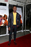 """LOS ANGELES - DEC 4:  Stephan James at the """"If Beale Street Could Talk"""" Screening at the ArcLight Hollywood on December 4, 2018 in Los Angeles, CA"""
