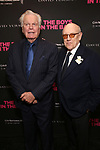 Robert Wagner and Mart Crowley attends the 'The Boys In The Band' 50th Anniversary Celebration at The Second Floor NYC on May 30, 2018 in New York City.