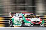 Mehdi Bennani races the FIA WTCC during the 61st Macau Grand Prix on November 14, 2014 at Macau street circuit in Macau, China. Photo by Aitor Alcalde / Power Sport Images