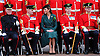 "KATE'S PRESENTS SHAMROCKS TO IRISH GUARDS.The Duchess of Cambridge presented shamrocks to members of 1 Irish Guards at Mons Barracks in Aldershot to mark the occasion of St Patricks Day_17/03/2012.Mandatory Credit Photo: ©A BaskervilleNEWSPIX INTERNATIONAL..**ALL FEES PAYABLE TO: ""NEWSPIX INTERNATIONAL""**..IMMEDIATE CONFIRMATION OF USAGE REQUIRED:.Newspix International, 31 Chinnery Hill, Bishop's Stortford, ENGLAND CM23 3PS.Tel:+441279 324672  ; Fax: +441279656877.Mobile:  07775681153.e-mail: info@newspixinternational.co.uk"