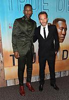 10 January 2019 - Hollywood, California - Mahershala Ali, Stephen Dorff . &quot;True Detective&quot; third season premiere held at Directors Guild of America.   <br /> CAP/ADM/BT<br /> &copy;BT/ADM/Capital Pictures