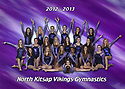 2012-2013 NKHS Gymnastics