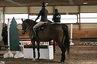 Vanessa Furfaro, Rina, Paige West, Bonnie, Margie Gayford Clinic, Skyland Stables, Horse, LetterPerfect Embroidery