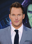 Chris Pratt<br />  attends The Marvel Studios World Premiere GUARDIANS OF THE GALAXY held at The Dolby Theatre in Hollywood, California on July 21,2014                                                                               &copy; 2014Hollywood Press Agency