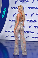 Hailey Baldwin at the 2017 MTV Video Music Awards at The &quot;Fabulous&quot; Forum, Los Angeles, USA 27 Aug. 2017<br /> Picture: Paul Smith/Featureflash/SilverHub 0208 004 5359 sales@silverhubmedia.com