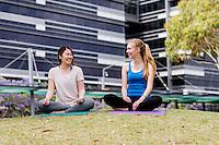 Sydney Olympic Park - Lifestyle shoot
