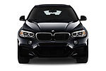Car photography straight front view of a 2019 BMW X6 35i 5 Door SUV