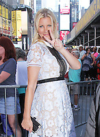 NEW YORK, NY-August 24:  Sandra Lee cooking at Good Morning Amerrica in New York. August 24, 2016. Credit:RW/MediaPunch