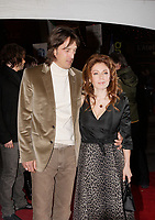 Montreal (Qc) CANADA - October 28 2007-<br /> <br /> Isabelle Boulay and husband,<br /> 2007 ADISQ Gala held at Saint-Denis Theater in Montreal<br /> <br />  Photo (c) 2007 Pierre Roussel- Images Distribution