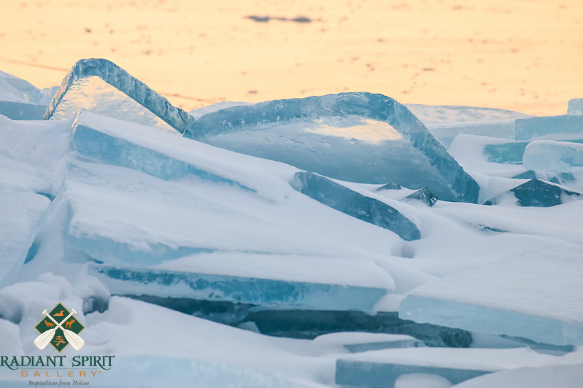 &quot;Lake Superior Blue Ice&quot;<br />