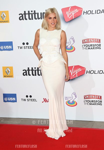 Ashley Roberts at the Attitude Magazine Awards 2013 - Arrivals held at the Royal Courts of Justice, London. 15/10/2013 Picture by: Henry Harris / Featureflash