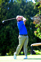Mark Hutson. Day one of the Jennian Homes Charles Tour / Brian Green Property Group New Zealand Super 6's at Manawatu Golf Club in Palmerston North, New Zealand on Thursday, 5 March 2020. Photo: Dave Lintott / lintottphoto.co.nz