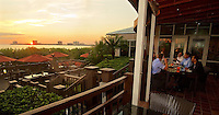 C- Oystercatchers Restaurant at Grand Hyatt - Exterior & Porch Waterfront Dining, Tampa FL 9 16