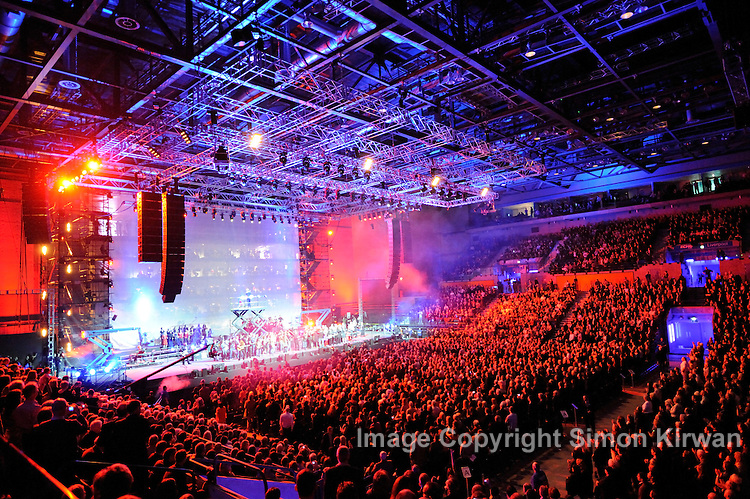 Liverpool The Musical 2008, Echo Arena Liverpool