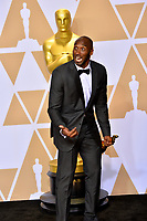 Kobe Bryant at the 90th Academy Awards Awards at the Dolby Theartre, Hollywood, USA 04 March 2018<br /> Picture: Paul Smith/Featureflash/SilverHub 0208 004 5359 sales@silverhubmedia.com