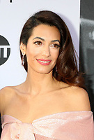 HOLLYWOOD, CA - JUNE 7: Amal Clooney at the American Film Institute Lifetime Achievement Award Honoring George Clooney at the Dolby Theater in Hollywood, California on June 7, 2018. <br /> CAP/MPI/DE<br /> &copy;DE//MPI/Capital Pictures