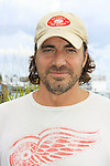 One Life To Live Thorsten Kaye at SoapFest's Celebrity Weekend - Cruisin' and Schmoozin' on the Marco Island Princess - mix and mingle and watching dolphins - autographs, photos, live auction raising money for kids on November 11, 2012 Marco Island, Florida. (Photo by Sue Coflin/Max Photos)
