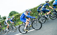 Picture by Allan McKenzie/SWpix.com - 04/09/2017 - Cycling - OVO Energy Tour of Britain - Stage 2 Kielder Water to Blyth - Dan Martin.