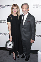 NEW YORK, NY - JANUARY 9: Kate Capshaw and Steven Spielberg at The National Board of Review Annual Awards Gala at Cipriani 42nd Street on January 9, 2018 in New York City. <br /> CAP/MPI99<br /> &copy;MPI99/Capital Pictures
