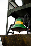 USA, Tennessee, Nashville, Iroquois Steeplechase, the bell in the bell tower used to call the jockeys to the race