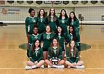 9-16-19, Huron High School junior varsity volleyball team