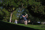 April 18, 2012; Hollister, CA, USA; Gonzaga Bulldogs golfer Brendan Connolly during the WCC Golf Championships at San Juan Oaks Golf Club.