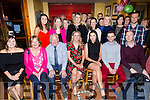 Double 30th Birthday Party celebration for Sandra Wrenn, Ballinorig, Tralee, and martha McMahon, Ballyard Tralee, with family and friends at Stolers Lodge on Saturday