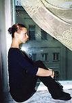Alisa Grebenshchikova - russian theater and film actress, the daughter of a musician Boris Grebenshchikov. / Алиса Борисовна Гребенщикова - российская актриса театра и кино, дочь музыканта Бориса Гребенщикова.